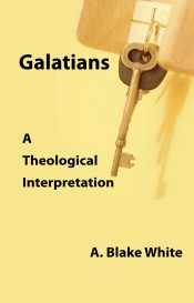 Galatians Cover White
