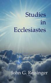 BookCoverEcclesiastes